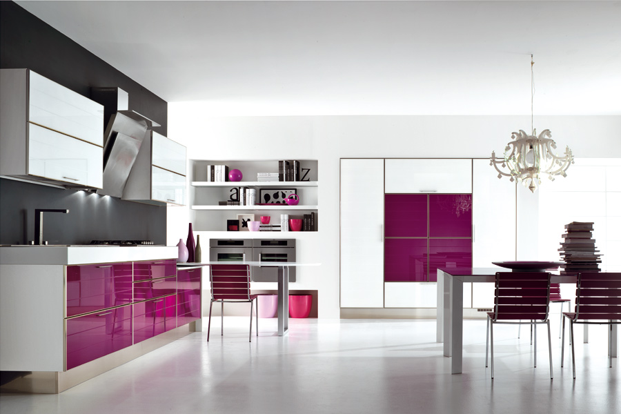 Cucine Lube Pictures to pin on Pinterest