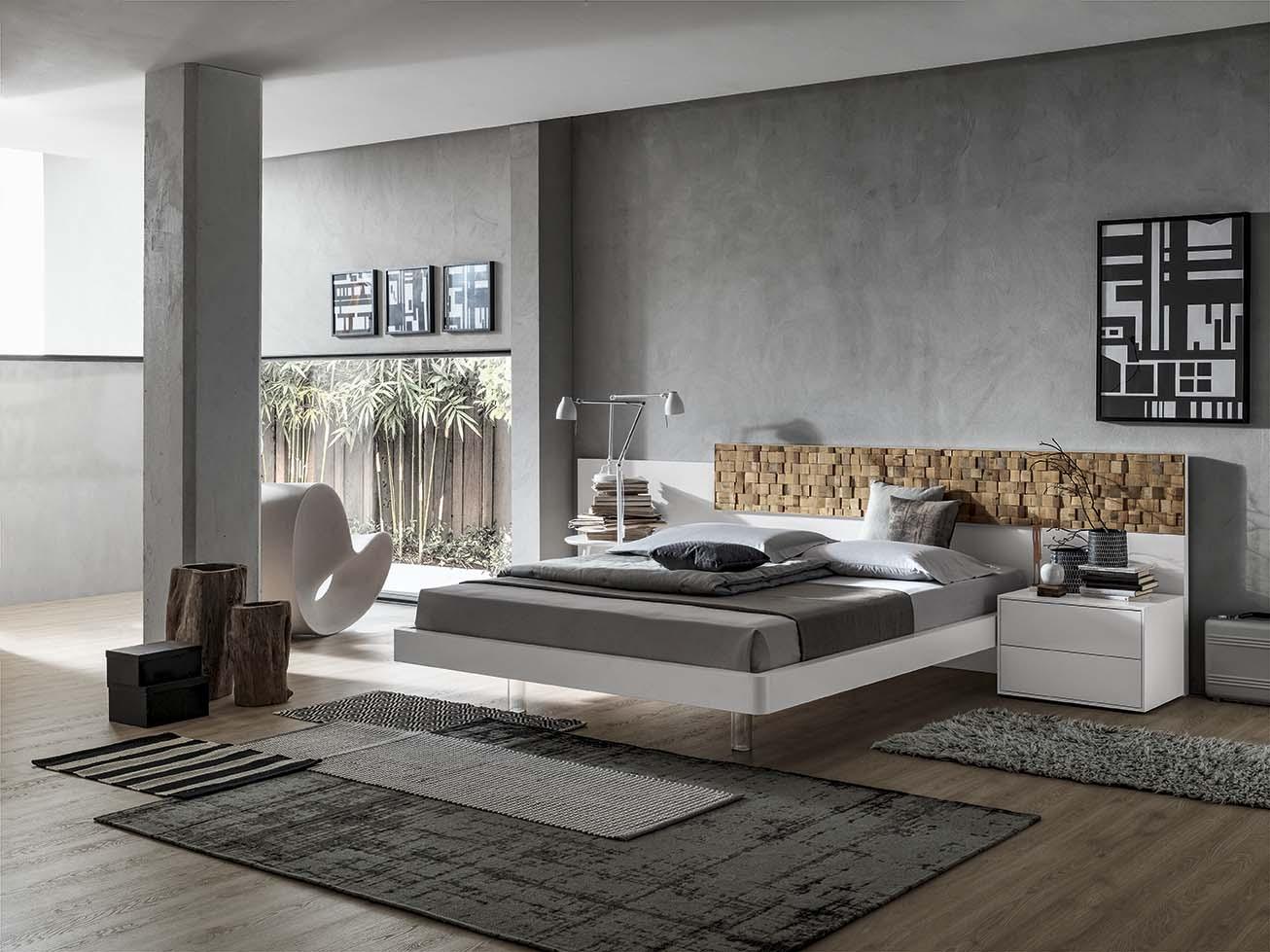 Camere moderne arredare in uzzano soluzioni arredamento - Camera da letto santa lucia ...