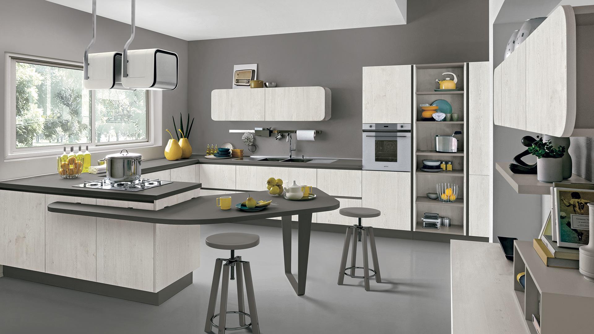 Cucine moderne arredare in uzzano soluzioni arredamento